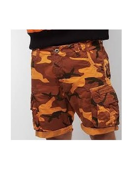 Alpha Industries Crew Short...